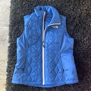 Brand New North Face Zip Up Down Vest